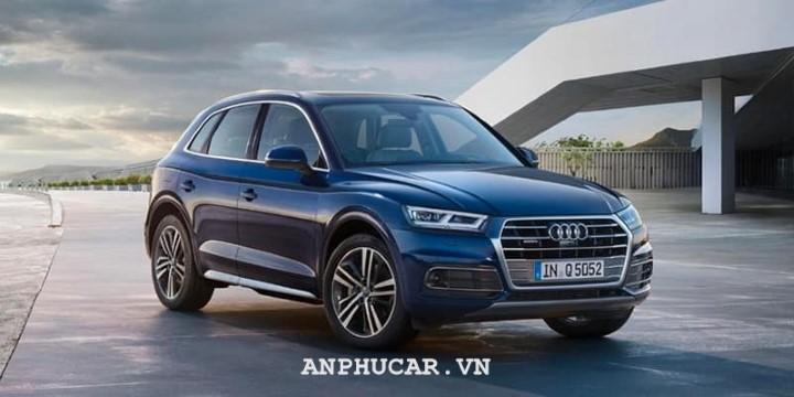 Audi Q5 2020 van hanh