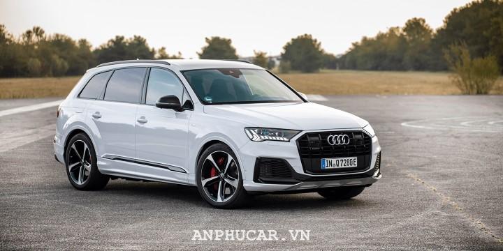 Audi Q7 2020 mua xe