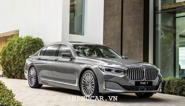 Danh gia BMW 740Li LCI