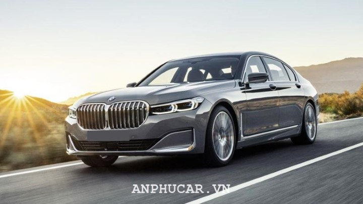 BMW 740Li LCL 2020 thong so