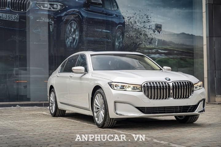 BMW 740Li LCL 2020