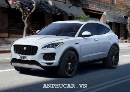 Jaguar E-Pace 2020 van hanh