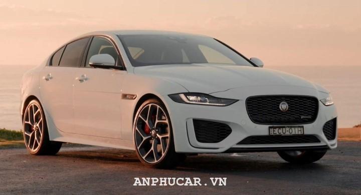 Jaguar XF Pure 2020 gia bao nhieu