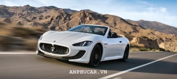 Maserati GranCabrio Sport 2020 van hanh