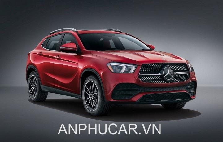 Mercedes-Benz GLA Class 2020