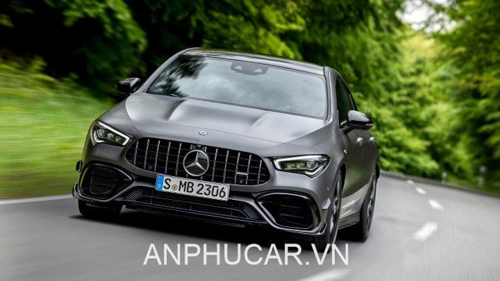 Mercedes CLA 45 AMG 2020 4Matic
