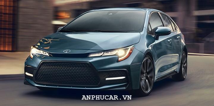 Toyota Corolla 2020 gia xe bao nhieu