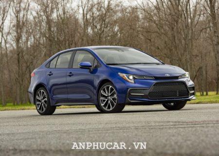 Toyota Corolla 2020 ra mat