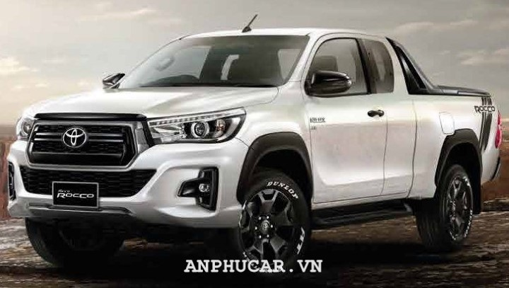 Toyota Hilux 2020 gia bao nhieu