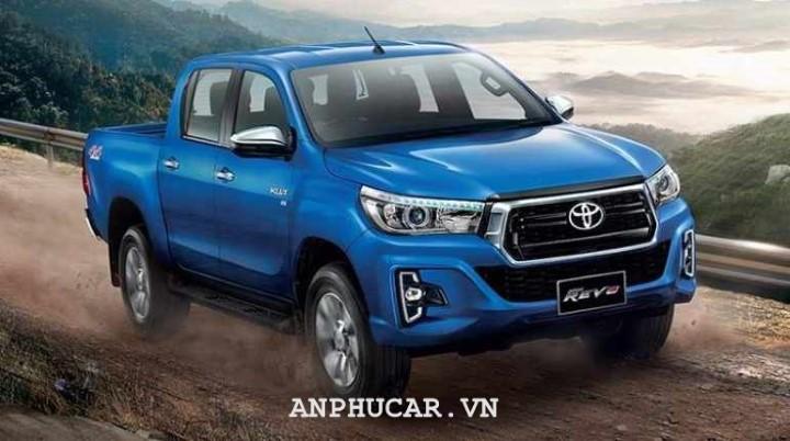 Toyota Hilux 2020 mua xe