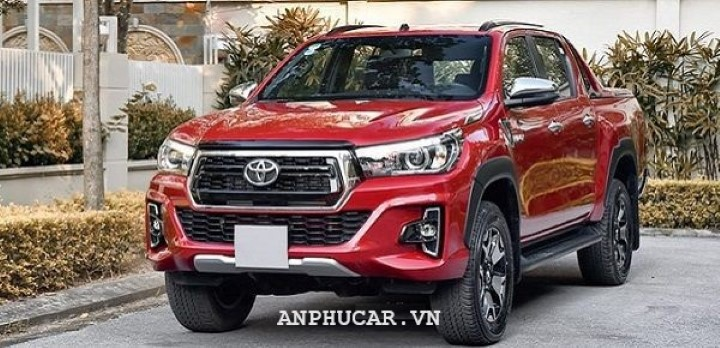 Toyota Hilux 2020 thong so
