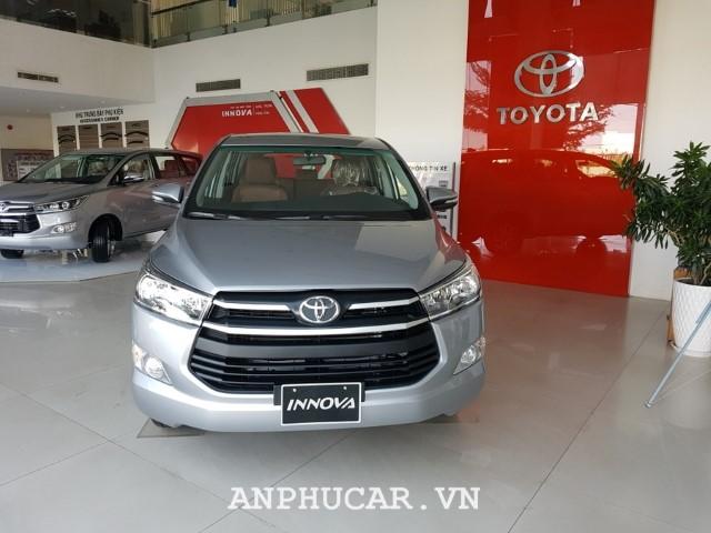 Toyota Innova 2020 gia bao nhieu