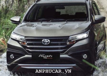Toyota Rush 2020 gia bao nhieu