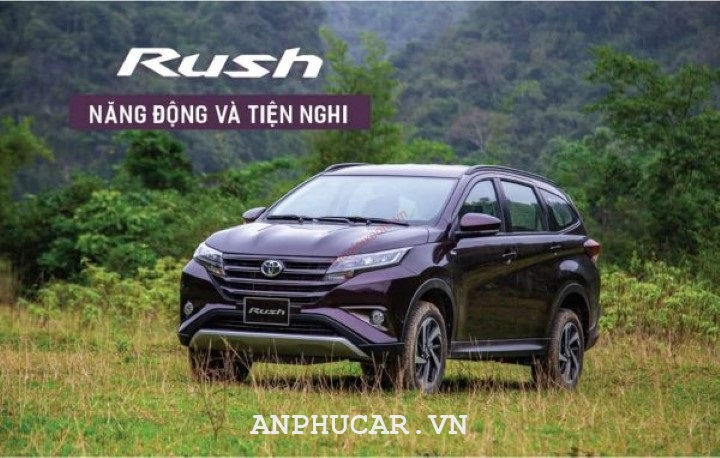 Toyota Rush 2020 gia bao nhieu tien