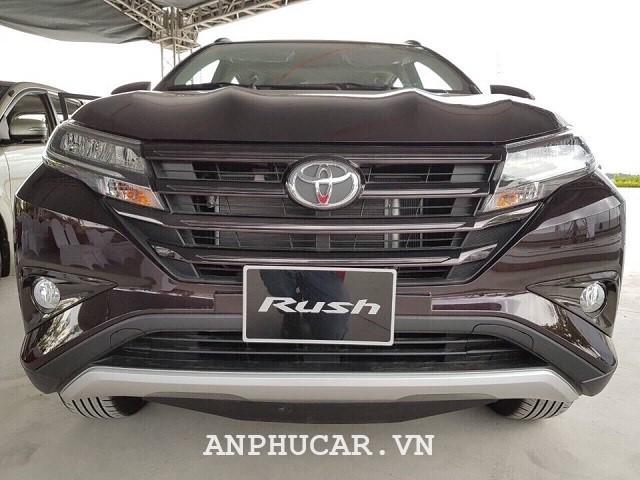 Toyota Rush 2020 gia xe khuyen mai