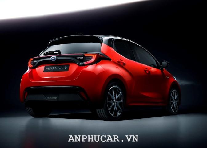 Toyota Yaris 2020 gia ban bao nhieu