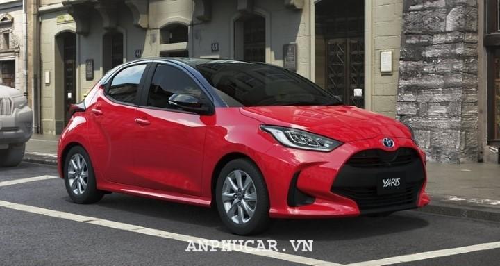 Toyota Yaris 2020 nho gon manh me