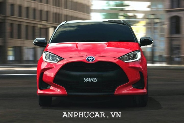 Toyota Yaris 2020 tien nghi va an toan