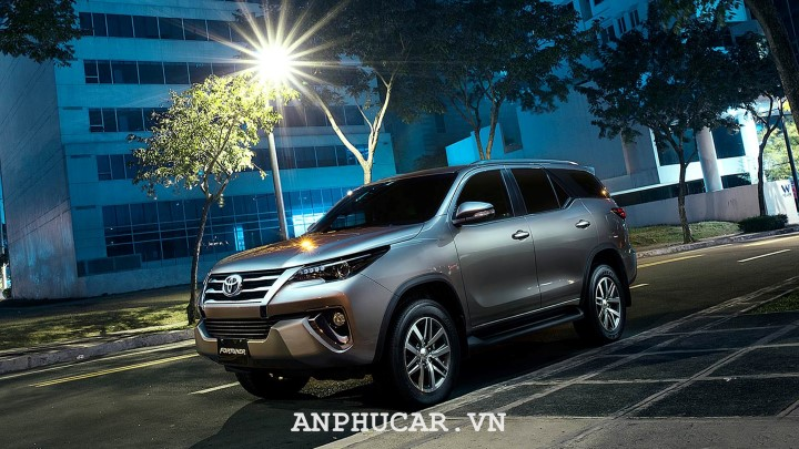 Toyota fortuner 2020 danh gia chi tiet