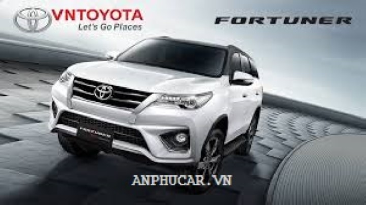 Toyota fortuner 2020 gia xe bao nhieu