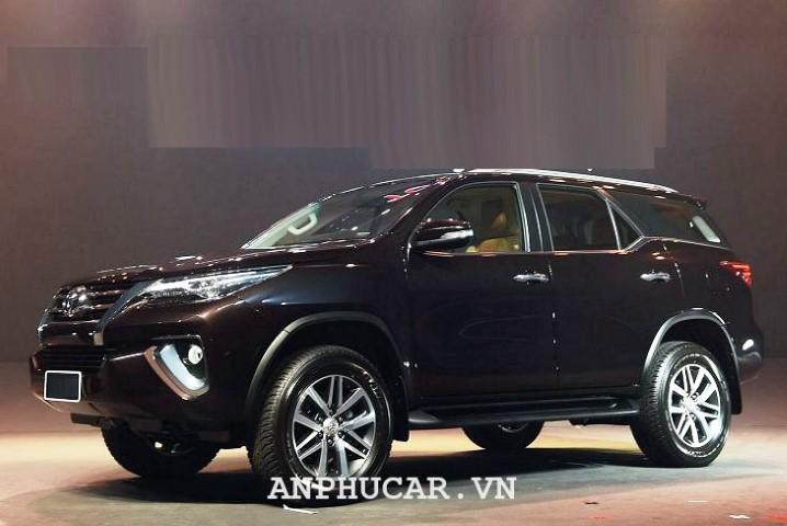 Toyota fortuner 2020 van hanh the nao