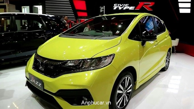Honda Jazz 2020 Mau Vang