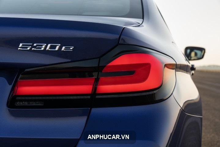 BMW 5 Series 2021 gia bao nhieu