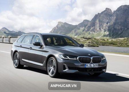 BMW 5 Series 2021 ra mat