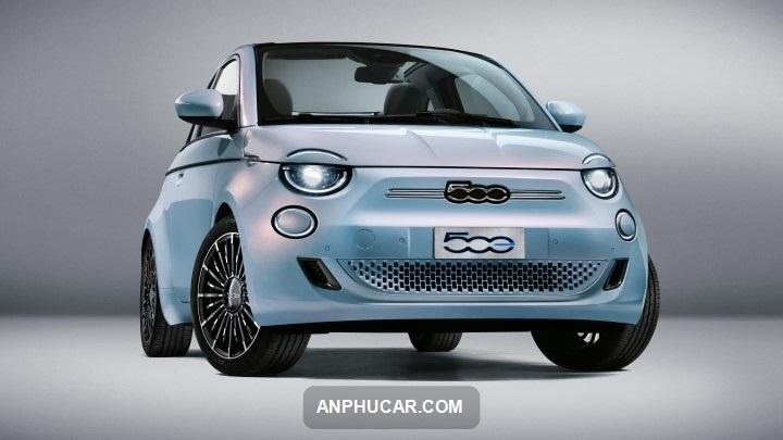Fiat 500e 2021 gia re