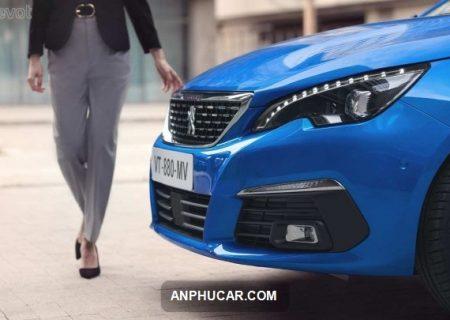 Peugeot 308 2021 dau xe