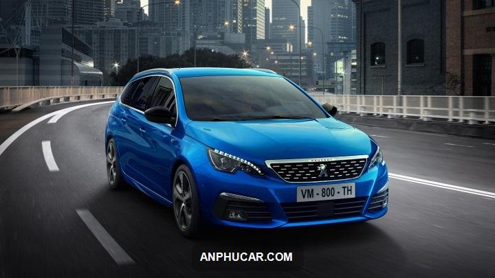 gia xe Peugeot 308 2021
