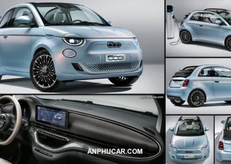 mua xe Fiat 500e 2021