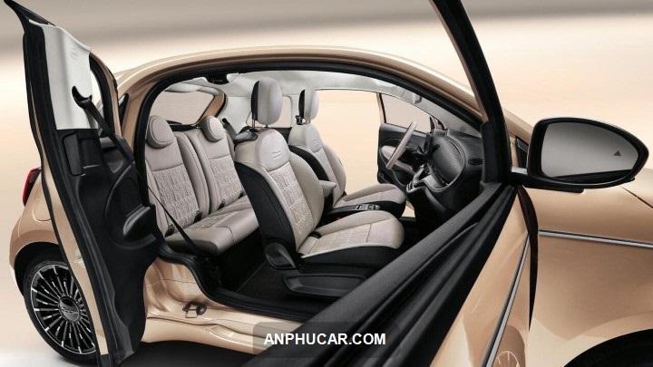 noi that Fiat 500e 2021