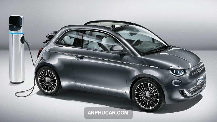 xe Fiat 500e 2021