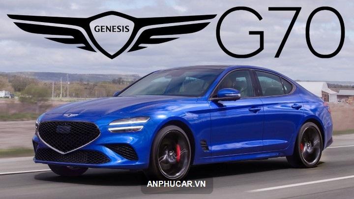 danh gia xe Genesis G70 2022