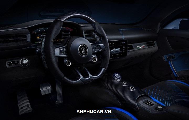 noi that xe Maserati MC20 2022